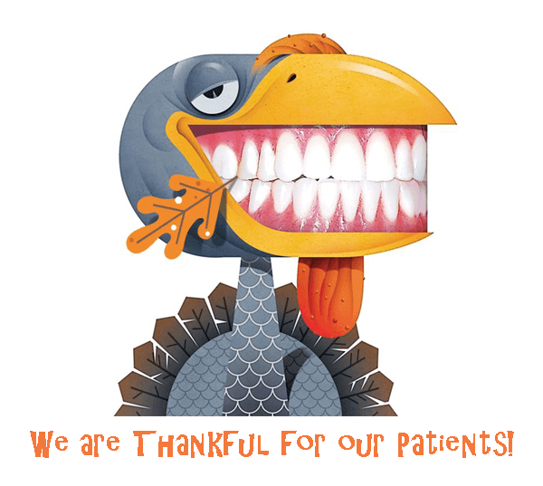Dentist-Happy-Thanksgiving-600x537